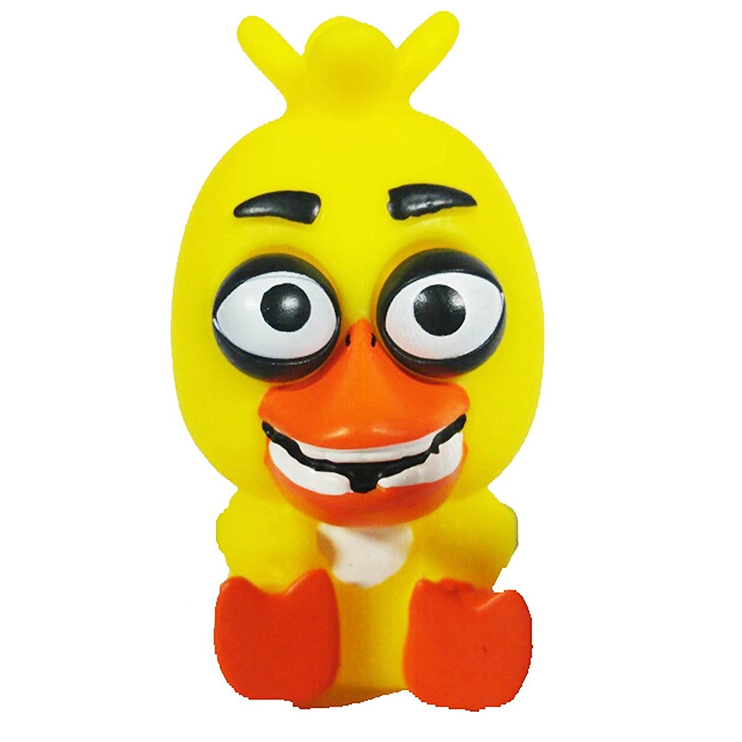 Funko Five Nights at Freddy's Chica Squeezable Keychain