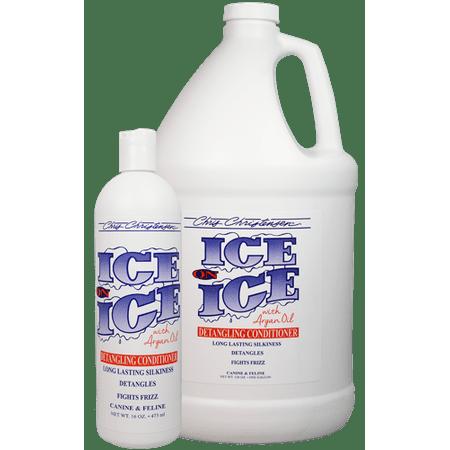 Chris Christensen - Ice on Ice Dog Coat Detangling Conditioner