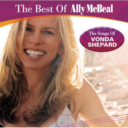 The Best Of Ally Mcbeal: The Songs Of Vonda Shepard (CD) - Best Halloween Songs For Adults