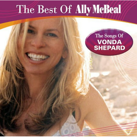 Best Halloween Songs Party (The Best Of Ally Mcbeal: The Songs Of Vonda Shepard)