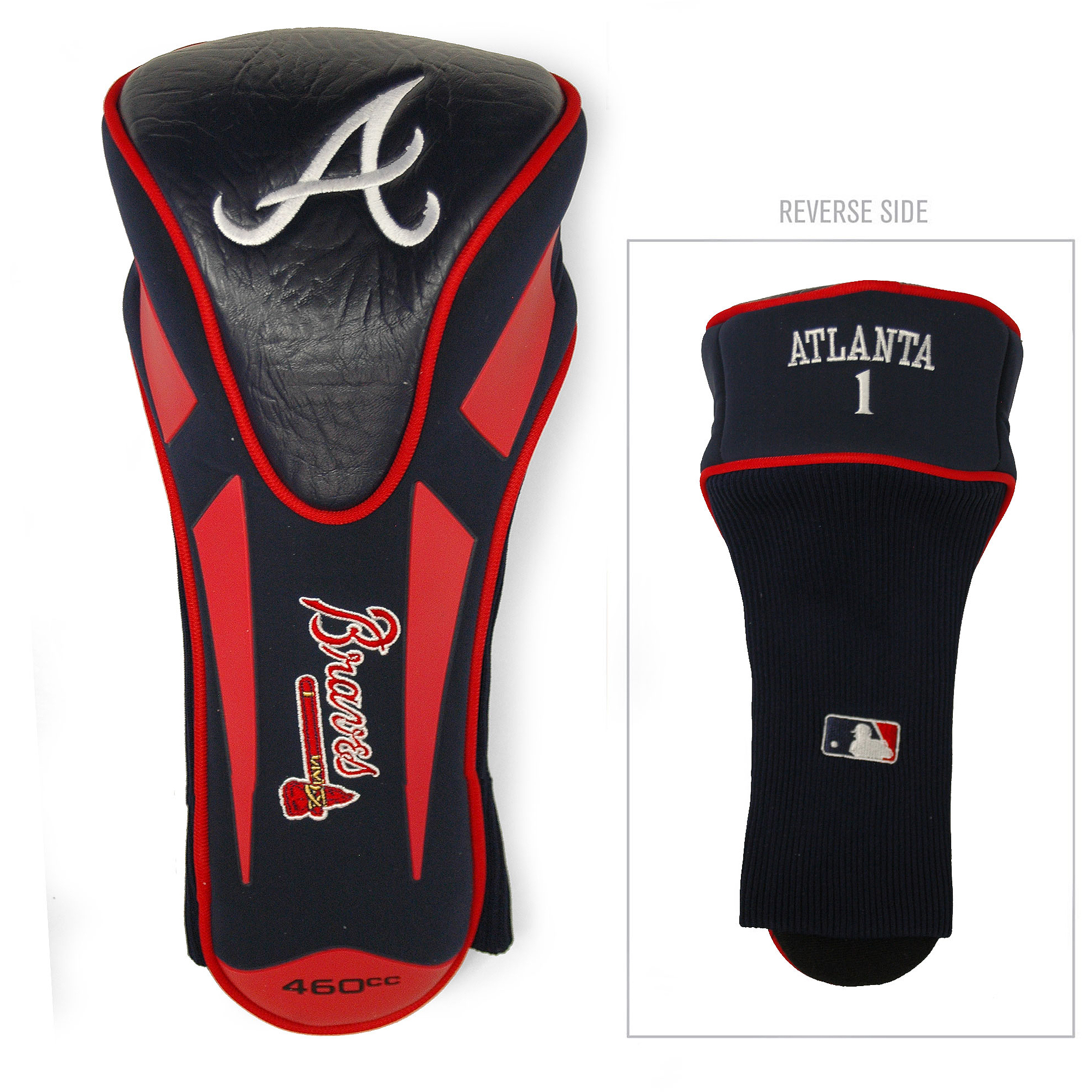 Atlanta Braves Single Apex Head Cover