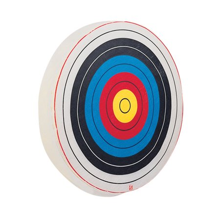 Bear Archery Waterproof, UV-Resistant, Self-Healing Foam Target with 10 Ring Face Included – 36