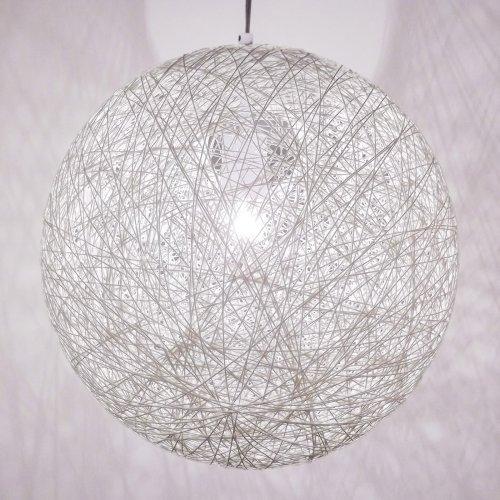 The Chaos Pendant Light - White