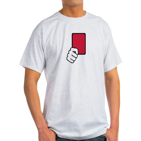 CafePress - Referee Red Card - Light T-Shirt - CP](Referee T Shirts)