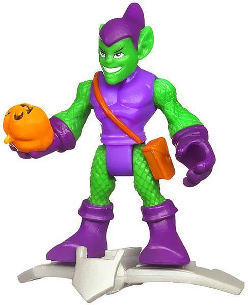 Marvel Playskool Heroes Super Hero Adventures Green Goblin Mini Figure [Bagged] by Hasbro