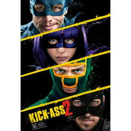Kick-Ass 2 (DVD) - Kick Ass 2 Costumes