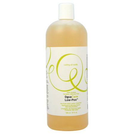 (Devacurl Devacare Low-Poo No-Fade Mild Lather Cleanser, 32 Fl Oz)