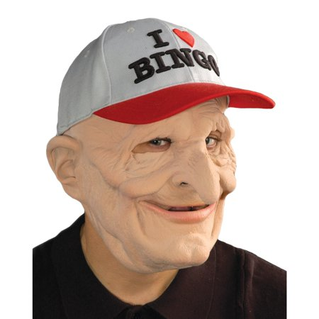 Zagone Halloween Masks (B-9 Full Mask w/ Hat)