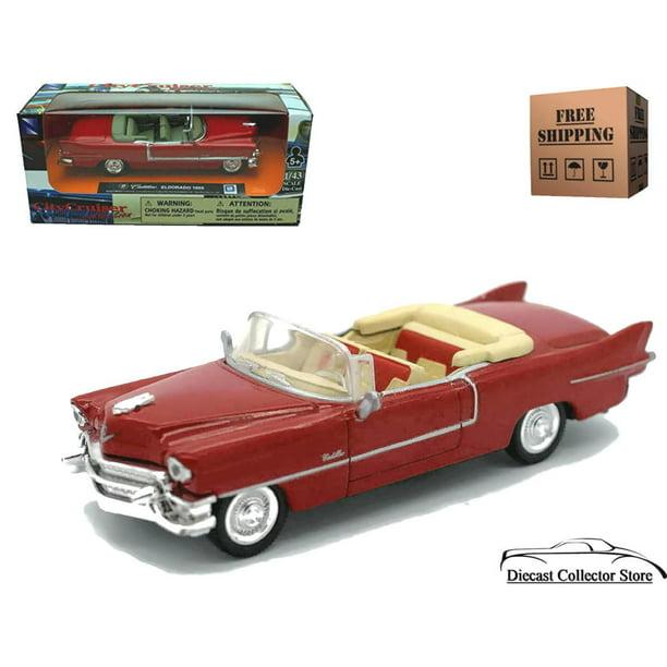 1955 Cadillac Eldorado NEWRAY City Cruiser Diecast 1:43