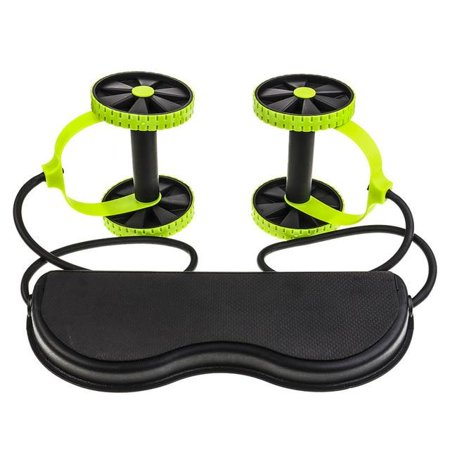 New Sport Core Double AB Roller Wheel Fitness Exer...