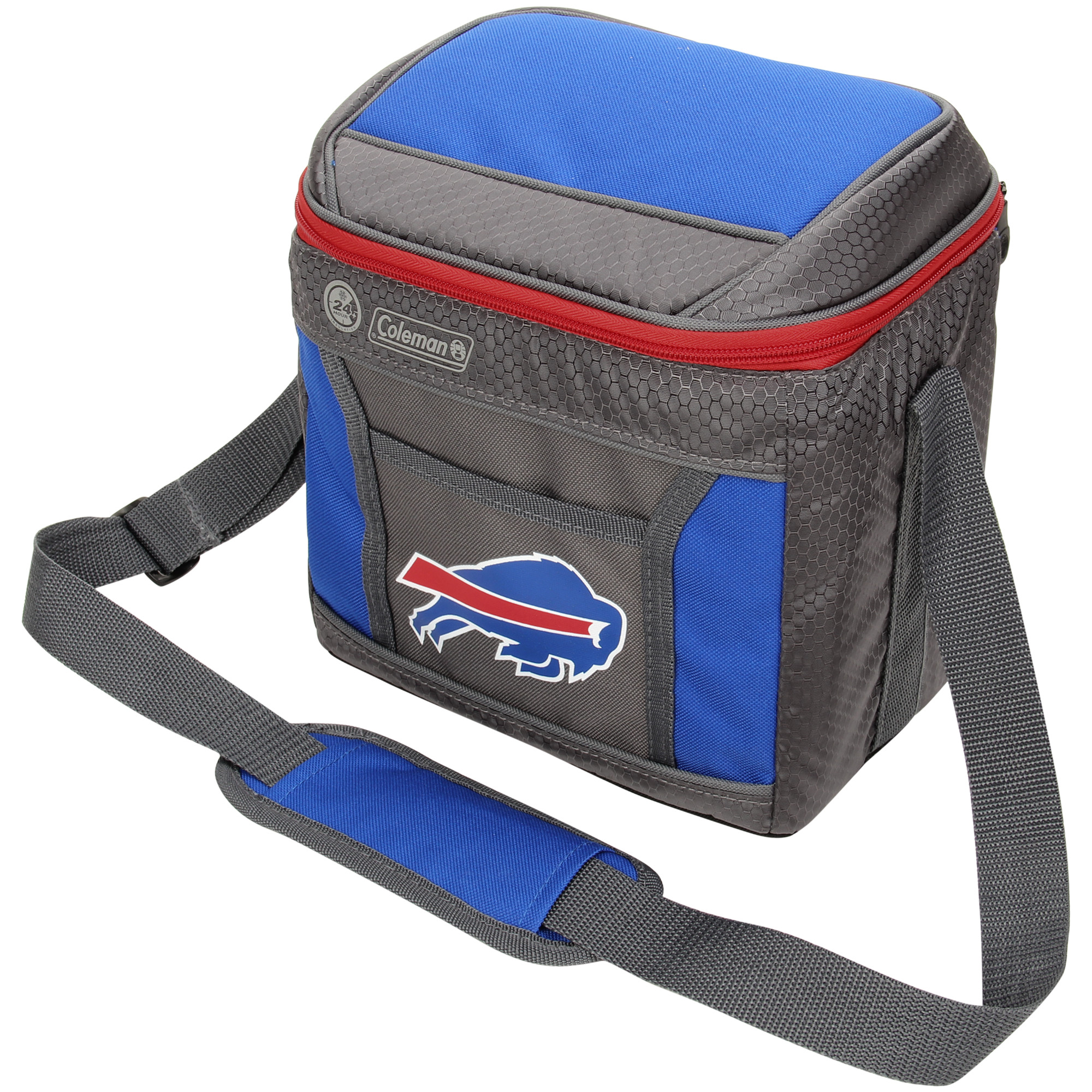 Buffalo Bills Coleman 9-Can 24-Hour Soft-Sided Cooler - No Size