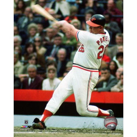 Boog Powell 1971 World Series Action Photo