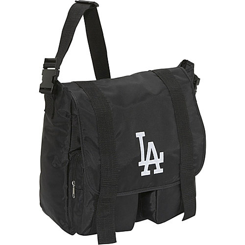 Concept One Los Angeles Dodgers Sitter Diaper Bag