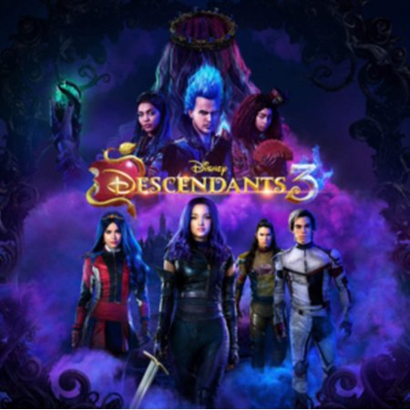 Descendants 3 (Original TV Movie Soundtrack) (CD) ()