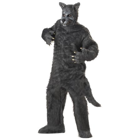 Plus Big Bad Wolf Costume - Plus Size Big Bad Wolf Costume