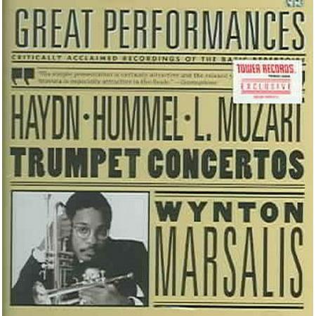 Trumpet Concertos (CD) (Remaster)