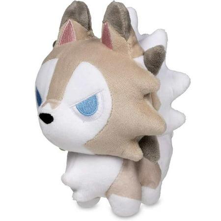 Pokemon Lycanroc (Midday Form) Poke Doll Plush