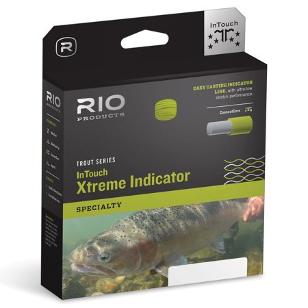 Rio Skagit Short Head - RIO InTouch Xtreme Indicator Nymphing Short Head Floating Fly Line - All Sizes