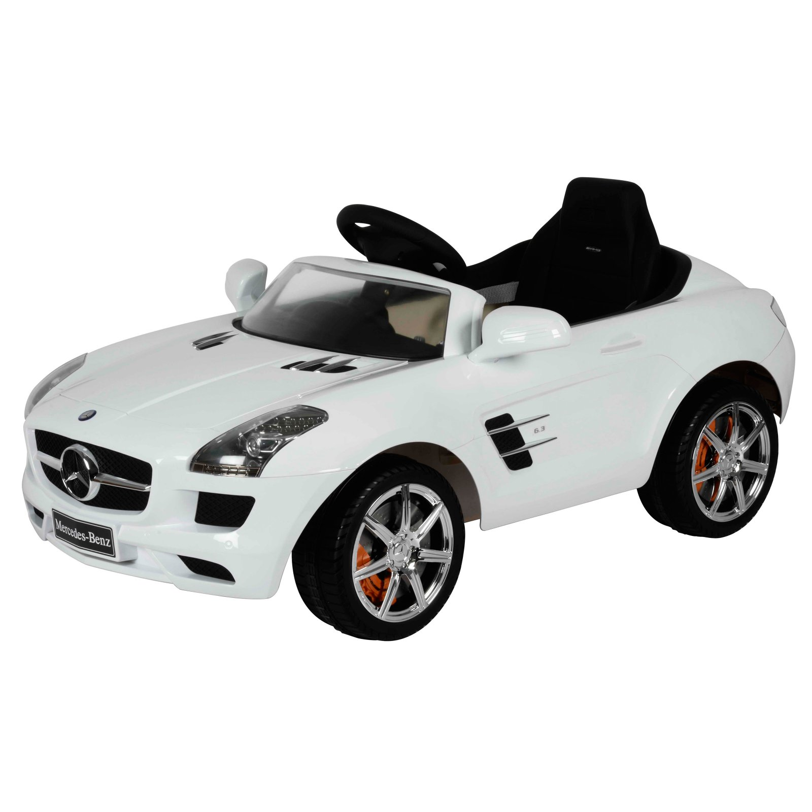 Best Ride on Cars 12V Battery Powered Mercedes SLS AMG Riding Toy