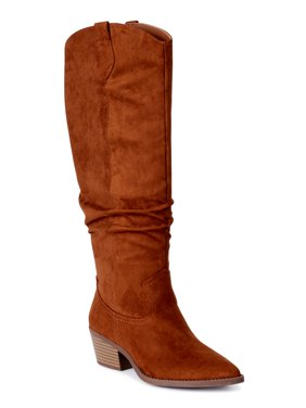 Scoop Wendy Slouch Western Boot Women's