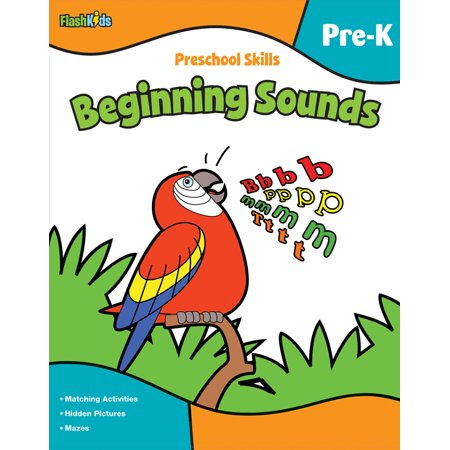 Preschool Skills: Beginning Sounds (Flash Kids Preschool