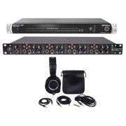 PRESONUS Quantum 4848 ADAT Thunderbolt Interface+HM-400 Amp+ATH-M50X Headphones
