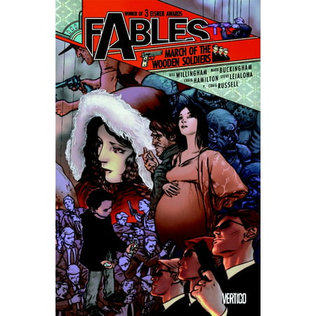Fables Vol. 4: March of the Wooden Soldiers - March Of The Toy Soldiers