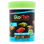 GloFish Special Flake Food 1.59 Ounces, Tropical Fish Food