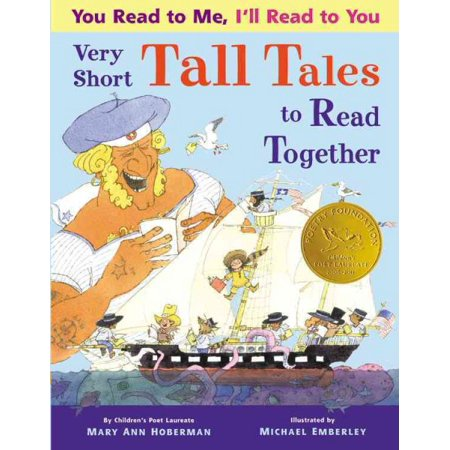 You Read to Me, I'll Read to You: Very Short Tall Tales to Read