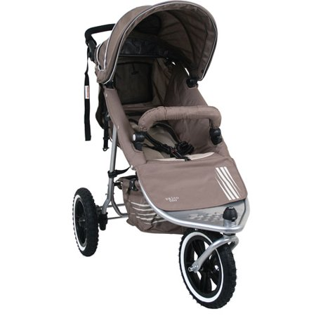 Valco Baby Matrix Dart Ex All Terrain Stroller Taupe