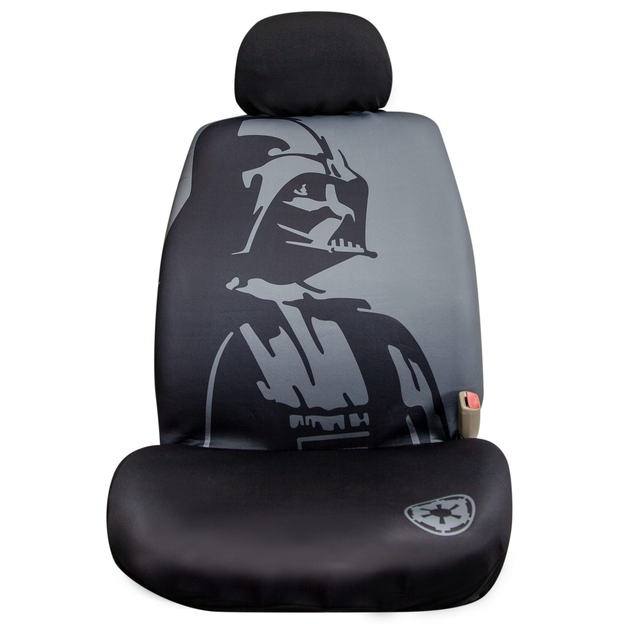 Star Wars™ Darth Vader Low Back Seat Cover with Headrest Cover