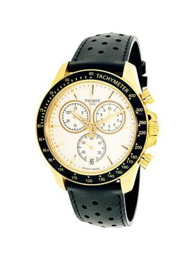 Tissot Men's V8 Chronograph Quartz 42.5mm Watches