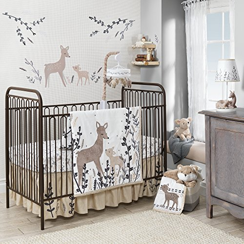 Lambs and Ivy Meadow Collection 3-Piece Bedding Set