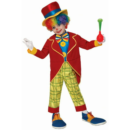 Funny Halloween Costumes For Toddler (Halloween Funny Clown Child)