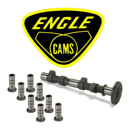 Engle Tcs10 Turbo Stage 1 Camshaft Kit With Lifters 392/383 Gross Lift 431/421 Lift Using 1.1:1 ()