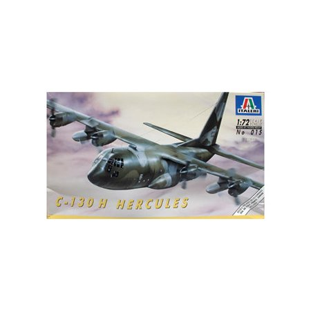 0015 1/72 C-130 Hercules Multi-Colored