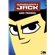 Cartoon Network: Samurai Jack And Friends (Widescreen) by Turner Home Entertainment