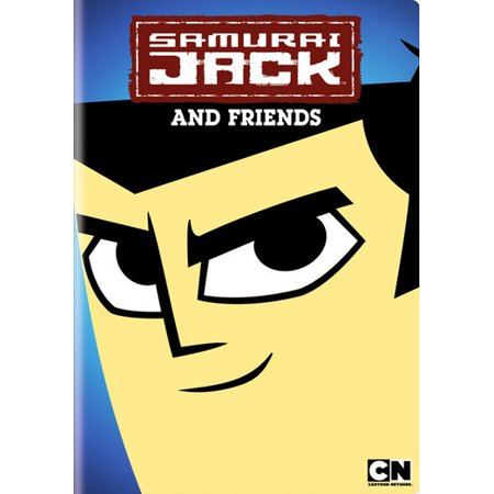 Cartoon Network  Samurai Jack And Friends  Widescreen