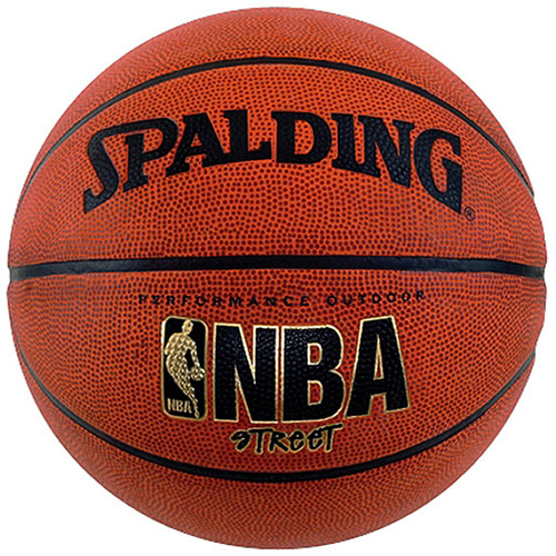 Spalding NBA Street Basketball by Spalding