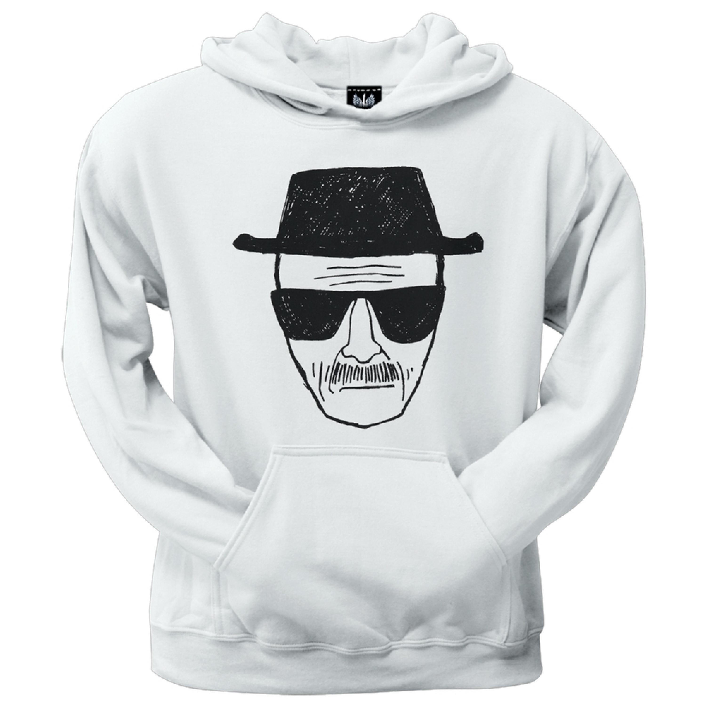 Breaking Bad - Heisenberg Sketch Pullover Hoodie