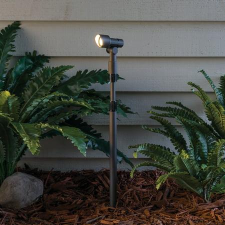 Better Homes & Gardens 1 Piece QuickFIT LED Telescope Spotlight