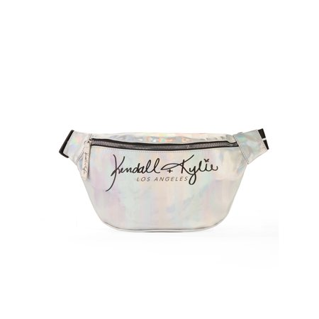 Kendall + Kylie for Walmart Iridescent Fanny Pack