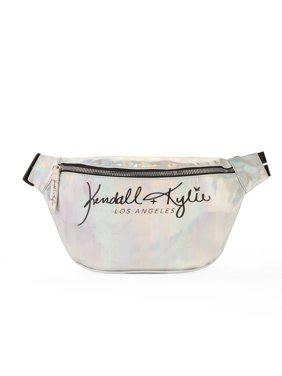 86e387f7c3ca4 Free shipping on orders over $35. Free pickup. Product Image Kendall +  Kylie for Walmart Iridescent Fanny Pack