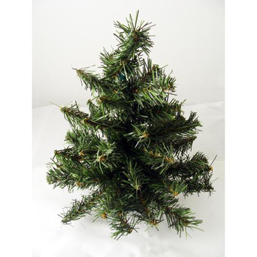 "12"" Canadian Pine Artificial Mini Christmas Tree - Unlit"