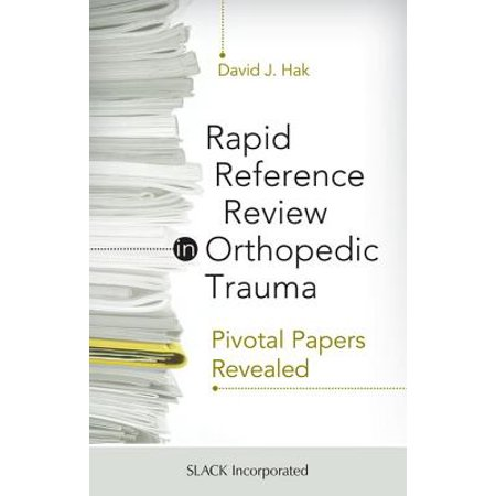 Rapid Reference in Orthopedic Trauma - eBook