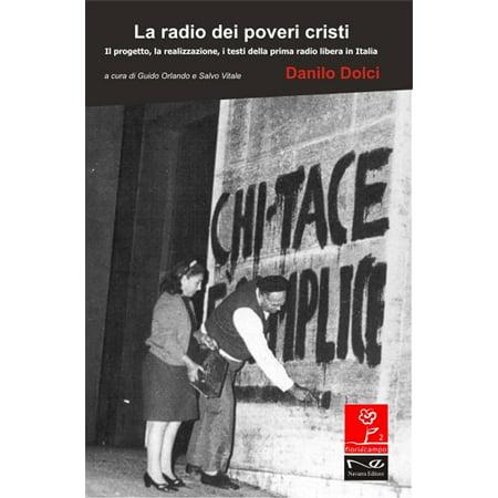 Danilo Dolci. La radio dei poveri cristi. - eBook](Idee Halloween Dolci)