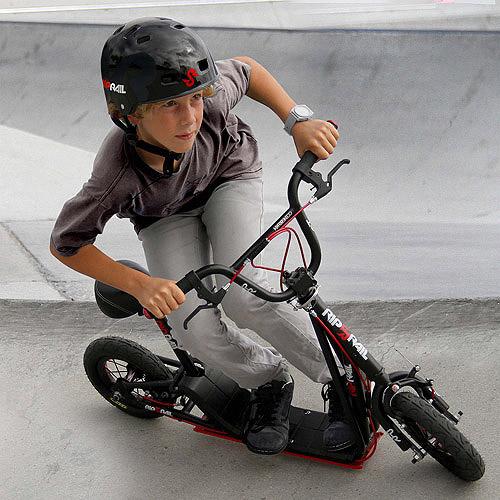 "Dew Tour 10"" Hyper Rip Rail Scooter"