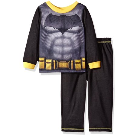 DC Comics Toddler Boys' Batman Superman 2pc Set W/ Cape](Batman Cartoons For Toddlers)