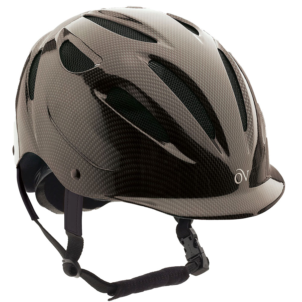 MEDIUM LARGE OVATION LIGHTWEIGHT COMFORTABLE PROTEGE HELMET BROWN