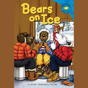 Bears on Ice - Audiobook